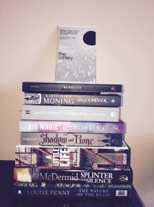October.2015 Reads