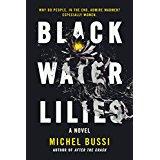 black-water-lillies