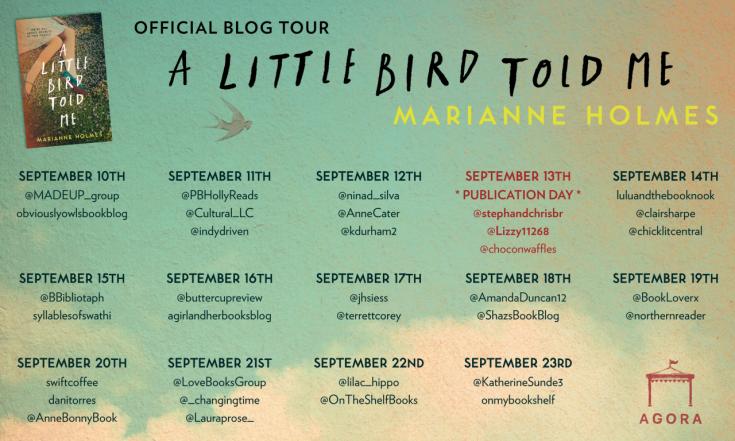 thumbnail_A Little Bird Told Me blog tour poster 2